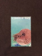 LIBERIA. NAUTILUS. MNH. 5R0705G - Conchas
