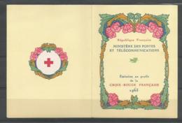 CARNET CROIX ROUGE DE FRANCE N° C2014 NEUF SANS CHARNIERE (2 SCANS) - Croix Rouge