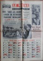24 H Du Mans 1975. Les Gulf-Ford En Tête.Ligier En Détresse,Porsche Menaçant. - Desde 1950