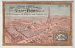 CHROMOS - Parfumerie & Savonnerie VIBERT Frères - Paris - Chromos