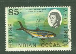British Indian Territory (BIOT): 1968/70   QE II - Marine Life   SG24a    85c   Used - British Indian Ocean Territory (BIOT)