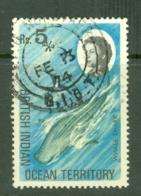 British Indian Territory (BIOT): 1968/70   QE II - Marine Life   SG29    R5   Used - British Indian Ocean Territory (BIOT)