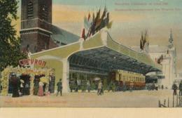 CPA - Belgique - Liège - Exposition Universelle De 1905 - Compagnie Internationale Des Wagons-Lits - Liege