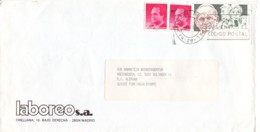 ESPAGNE : 1985 - Lettre Commerciale  Pour L'Allemagne - 1981-90 Covers