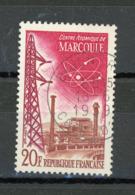 FRANCE - MARCOULE - N° Yvert 1204 Obli. Ronde De DIJON 1959 - France