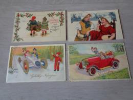 Beau Lot De 60 Cartes Postales De Fantaisie      Mooi Lot Van 60 Postkaarten Fantasie   - 60 Scans - Cartes Postales
