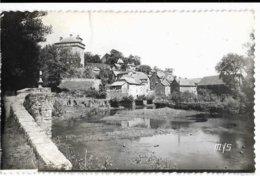 MONTROZIER (Aveyron) Vue Générale. Ed. Mys 6, Cpsm Pf Envoi 1956, Tb Décollé - Other Municipalities