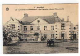 Aarschot  5  Aerschot  De Capucienen (Gemeentehuis) - Les Capucines (Maison Communale) - Aarschot