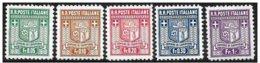 Italia/Italie/Italy (emissioni Locali): Stemma, Coat Of Arms, Armoiries - Francobolli