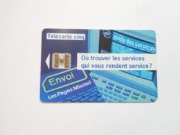 Télécarte Privée , 5U , Gn31 , Envoi MGS - Frankreich