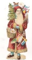 PERE NOEL   ENVIRON  16.5CMX 7CM E23 - Motiv 'Weihnachten'