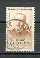 FRANCE - BERGSON - N° Yvert 1225 Obli.  Ronde De LYON 1960 - France