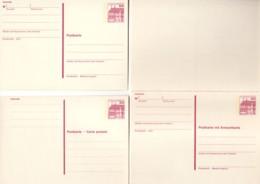 ALLEMAGNE : Lot De 2 Cartes + 1 Double Entier Postal - Rheydt - [7] República Federal