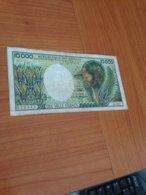 CONGO - 10000 F - Centraal-Afrikaanse Staten