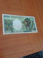 CONGO - 10000 F - Stati Centrafricani