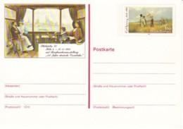 ALLEMAGNE : 1985 -  Entier Postal Neuf - Carl Spitzweg - Philatelia'85 - [7] República Federal