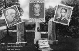 Nederland  Limburg      Vaals    Drielandenpunt Drie Postzegels  Hoogste Punt Van Nederland      L 1118 - Vaals