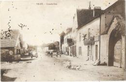 VELEY (70) Grande Rue - Frankreich