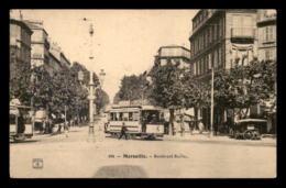 13 - MARSEILLE - TRAMWAY BOULEVARD BAILLE - Canebière, Centre Ville