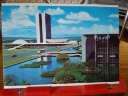 148137 BRASIL BRASILE BRASILIA CONGRESSO NACIONAL PALACIO ITAMARATI - Brasilia