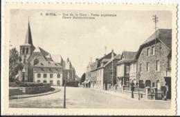 Saint-Vith - Sankt-Vith - St. Vith - Rue De La Gare - Partie Supérieure - Obere Bahnhofstrasse - Saint-Vith - Sankt Vith