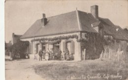 Saint Hilaire La Gravelle - France