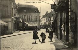 71  CHAGNY  Rue Du Bourg - Chagny