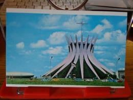 148154 BRASIL BRASILE BRASILIA CATEDRAL - Brasilia