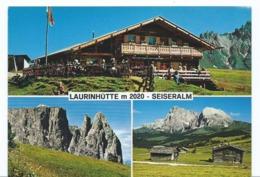 """REFUGIO HOTEL RESTAURAND """" LAURINHÜTTE"""".- CASTELROTTO.- ( ITALIA) - World"""