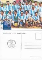 """CARTE MAXIMUM - MAXIMUM KARTE - MAXIMUM CARD - PORTUGAL - ARTUR DE SOUSA -""""PINGA""""- 1909-1963 - FUTEBOL CLUBE DO PORTO - Fútbol"""
