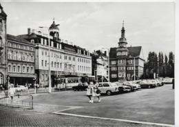 AK 0327  Eisenach - Blick Zum Rathaus / Ostalgie , DDR Um 1975 - Eisenach