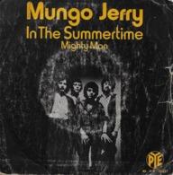 """Mungo Jerry 45t. SP """"in The Summertime"""" - Vinyl-Schallplatten"""