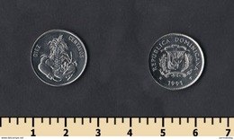 Dominicana 10 Centavos 1989-1991 - Dominicaine