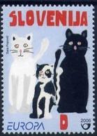 Slovenia 2006 - Europa Cept -  Stamp  MNH** - Europa-CEPT