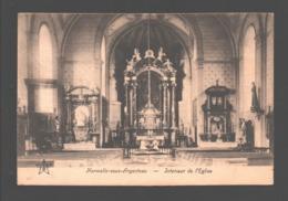 Hermalle-sous-Argenteau - Interieur De L'Eglise - Oupeye