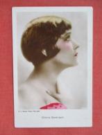 RPPC  Gloria Swanson   Ref 3637 - Artisti