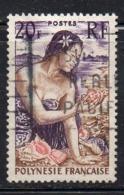 APR900 - POLINESIA 1958 , Yvert N. 11  (2380A)  Usato - Polinesia Francese