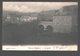 Modave / Bonne-Modave - Le Pont - 1908 - Modave