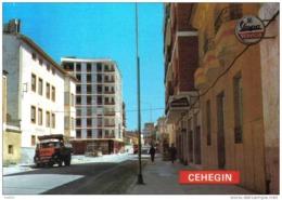 Carte Postale Espagne Cehegin  Avenida De Murcia Très Beau Plan - Sonstige