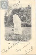 LA PIERREFITE (23) Dolmen Pierre Druidique Menhir Près FELLETIN - Frankrijk