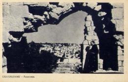 Gerusalemme - Panorama - Formato Piccolo Non Viaggiata – E 13 - Cartoline