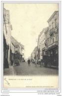 GOSSELIES ..-- Rue De La Clef . 1909 Vers COUVIN ( Melle Louise ROBERT )  . Voir Verso . - Charleroi