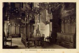 Haut Koeniosbourg - La Salle Des Fetes - Alsace - Formato Piccolo Non Viaggiata - E 13 - Cartoline