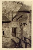 Haut Koeniosbourg - Pont Levis Du Haut Jardin - Alsace - Formato Piccolo Non Viaggiata - E 13 - Cartoline