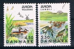 Denmark 1999; Europa Cept (Birds), Michel 1211-1212.** (MNH) - Europa-CEPT
