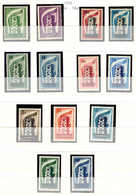 ** 1958-71, One Stock Book Full Of CEPT Europe Stamps, All MNH, Very Fresh And Exquisite Collection, XF!. Estimate 1.000 - Verzamelingen (zonder Album)