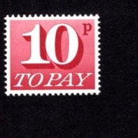842173657 1970 SCOTT J86 POSTFRIS MINT NEVER HINGED EINWANDFREI (XX)  POSTAGE DUE STAMP - Taxes