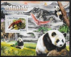 SAINT THOMAS ET PRINCE  BF 951  * *  ( Cote 16e ) Ours Panda - Orsi