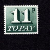 842175793 1975 SCOTT J87 POSTFRIS MINT NEVER HINGED EINWANDFREI (XX)  POSTAGE DUE STAMP - Taxes