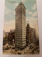 CPA NEW YORK FLAT IRON BUILDING - New York City